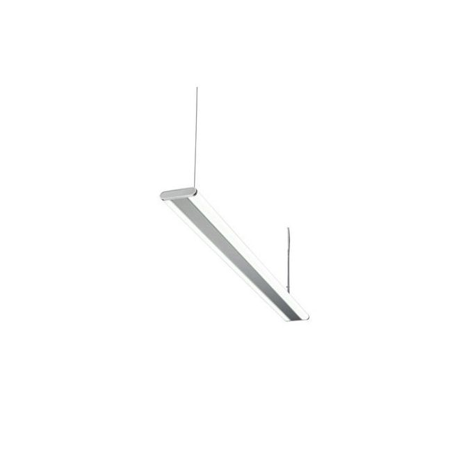 Flat Edged LED Suspension  by Arani