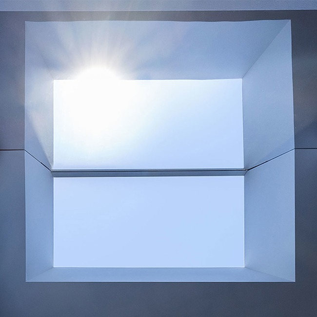 45 SQUARE Artificial Skylight  by CoeLux