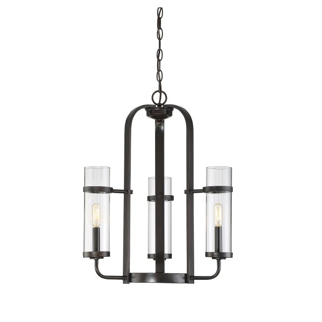 Tulsa Chandelier by Savoy House  by Savoy House