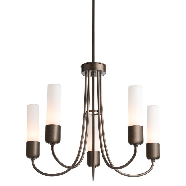 Portico Outdoor Chandelier  by Hubbardton Forge