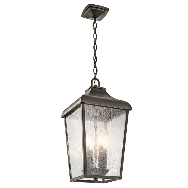 Forestdale Outdoor Pendant  by Kichler