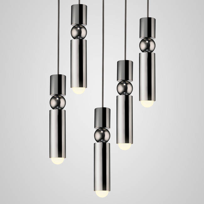 Fulcrum Chandelier By Lee Broom | FUL0162