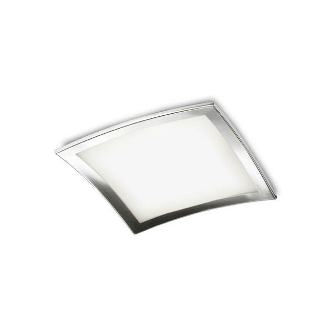 Basic  Square Ceiling Flush Mount by Leds C4 Grok | lc-15-2385-21-b9