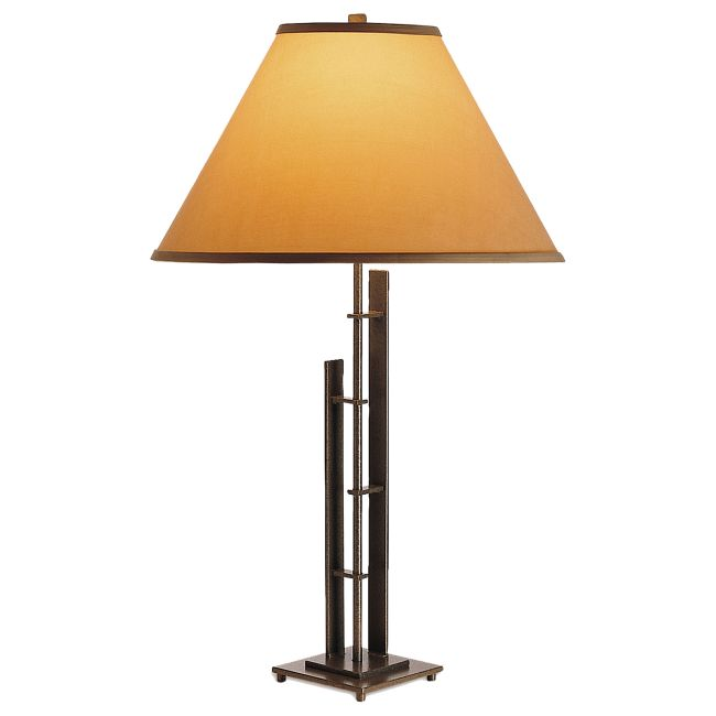 Metra Double Table Lamp  by Hubbardton Forge
