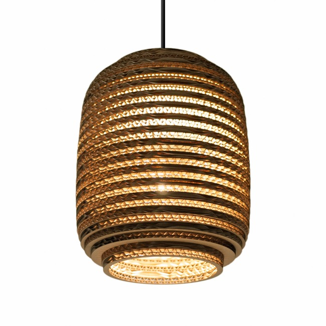 Ausi Scraplight Pendant  by Graypants