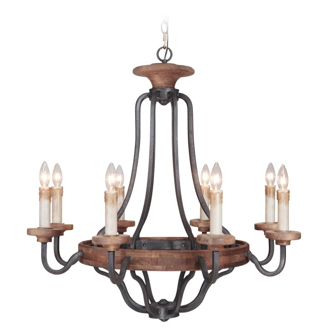 Ashwood Chandelier  by Craftmade