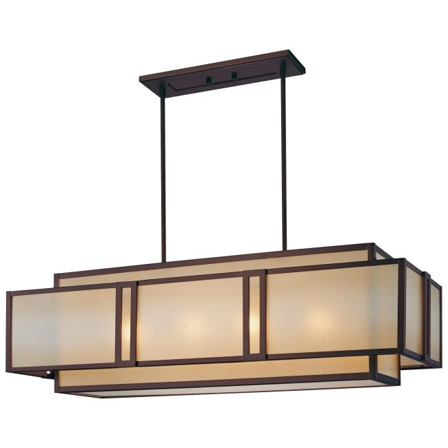 Underscore Island Pendant  by Metropolitan Lighting