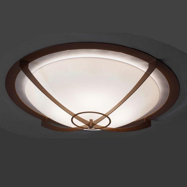 Synergy 0480 Damp Ceiling Flush Light  by UltraLights