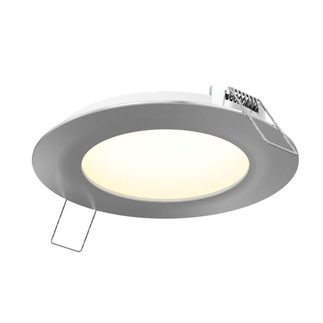 Pro Series 4IN Round Recessed Panel Light  by DALS Lighting