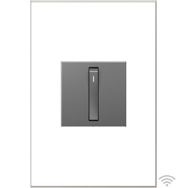 Adorne Whisper Wi-Fi Ready Remote Switch  by Legrand Adorne