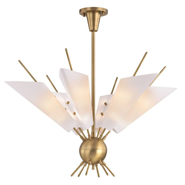 Cooper Chandelier  by Hudson Valley Lighting