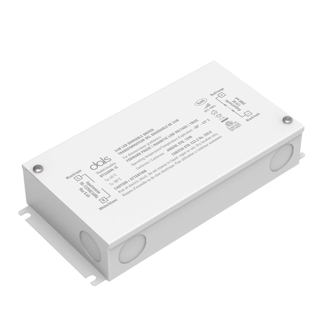 24W 12V DC Dimmable LED Hardwire Driver  by DALS Lighting