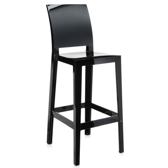One More Please Counter Stool - 2 Pack  by Kartell