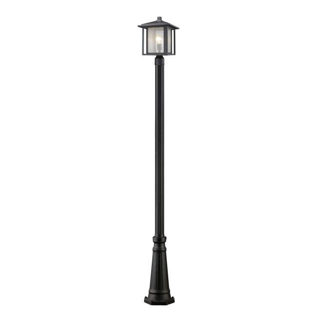 Aspen PHB Outdoor Pole Light by Z-Lite  by Z-Lite