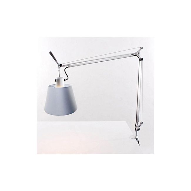Tolomeo Shade Desk Lamp with Clamp  by Artemide