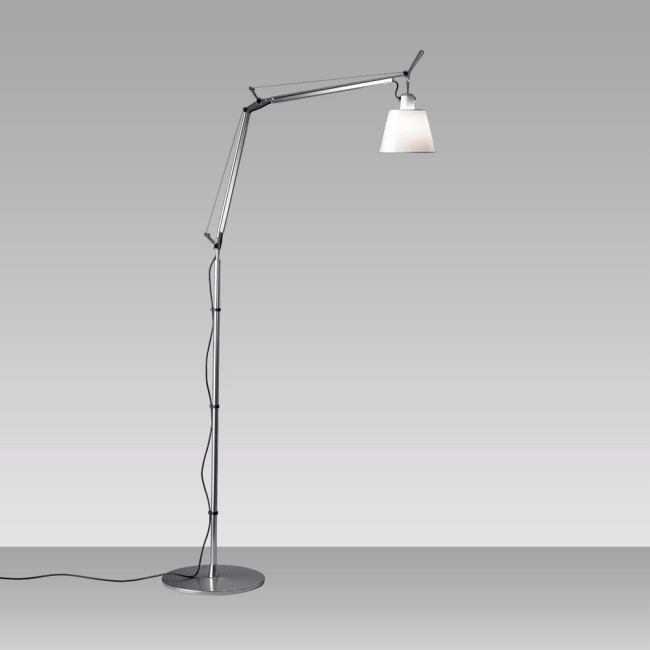 Tolomeo Shade Floor Lamp  by Artemide