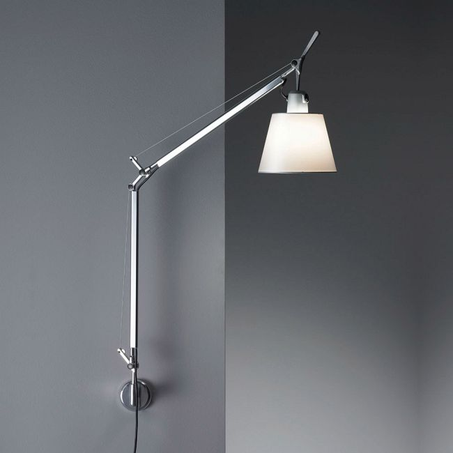 Tolomeo Shade Wall Light Plug In  by Artemide