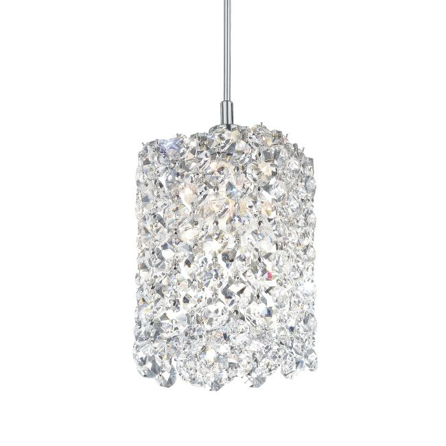 Refrax Square Freejack Pendant by Schonbek | RE0409TRA