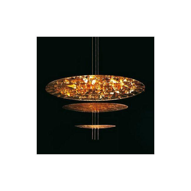 Macchina Della Luce C LED Pendant  by Catellani & Smith