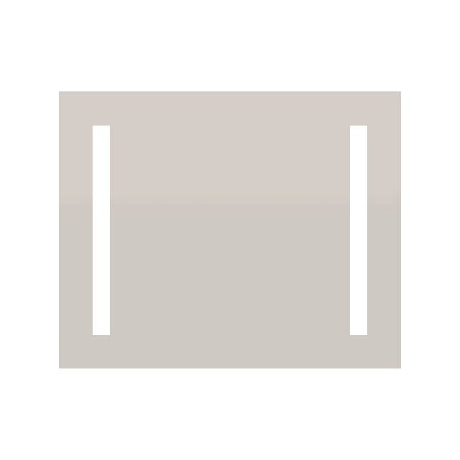 Reflection Non-Dimmable Mirror- Discontinued Floor Model  by PureEdge Lighting