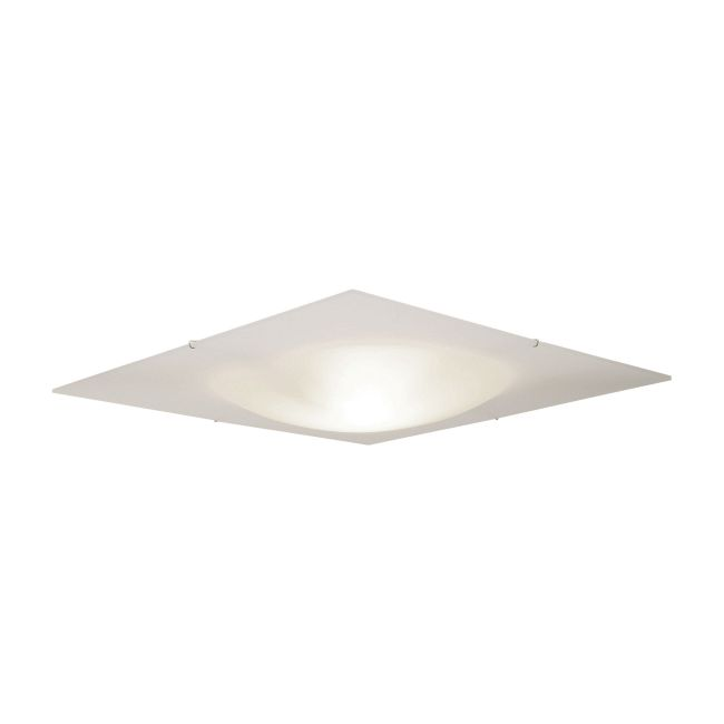 Vanilla Sky Square Xenon Ceiling Light by PureEdge Lighting | vsky-sq-18-k1
