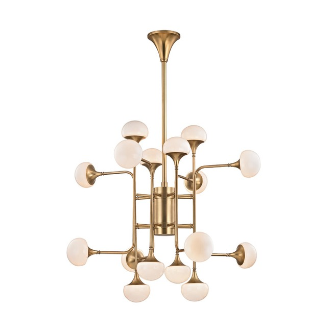 Fleming Chandelier  by Hudson Valley Lighting