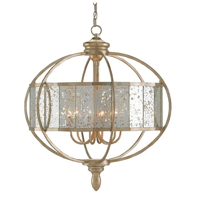 Florence Chandelier  by Currey and Company