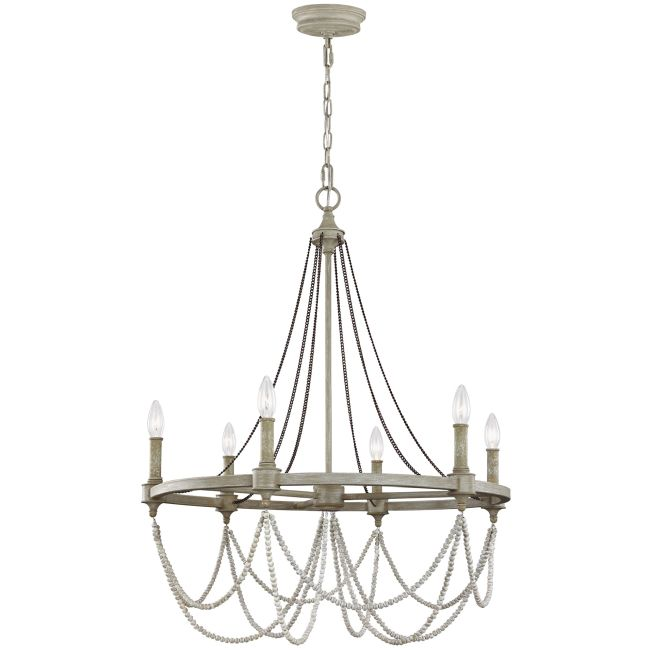 Beverly Chandelier  by Feiss