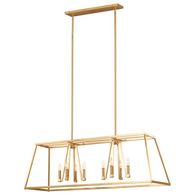 Conant Island Chandelier  by Feiss
