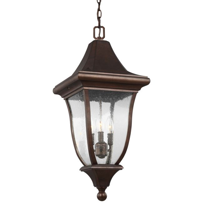 Oakmont Outdoor Pendant  by Feiss