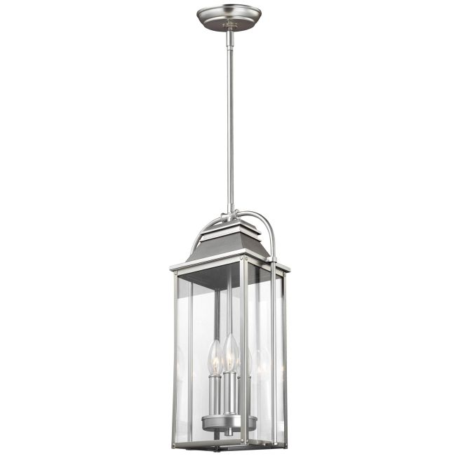 Wellsworth Outdoor Pendant  by Feiss