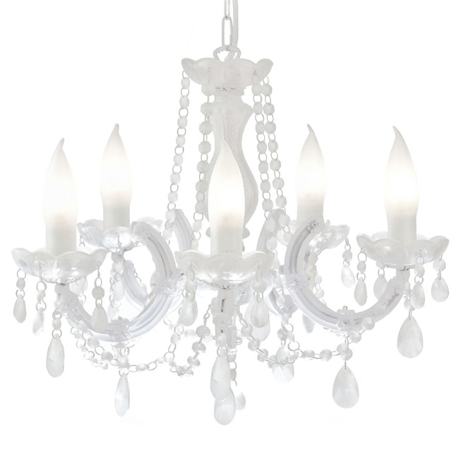 Ice Queen Outdoor Chandelier by Mineheart  by Mineheart