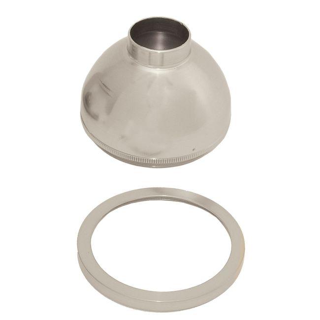 S6 Round Shade Accessory by PureEdge Lighting | s6-sn