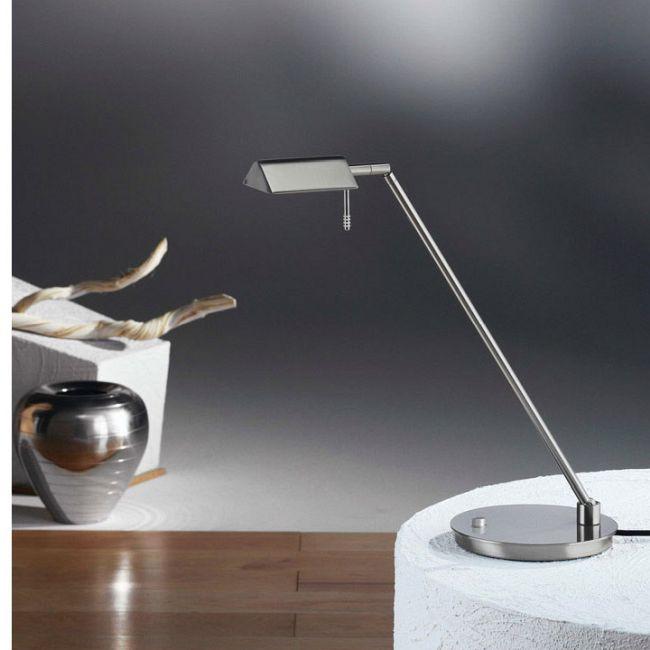Bernie Desk Lamp by Holtkoetter   6444-SN