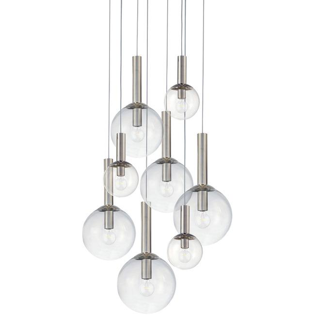 Bubbles Multi Light Pendant by SONNEMAN - A Way of Light | 3768.35