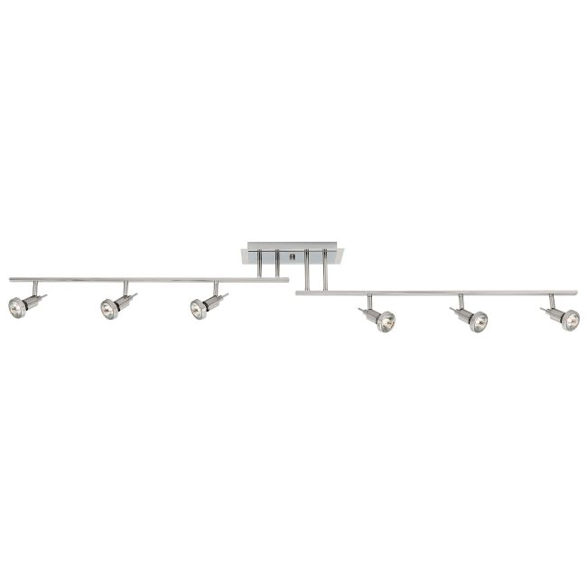 Viper Off-Set Semi Flush Ceiling Light by Access | 52043-BS