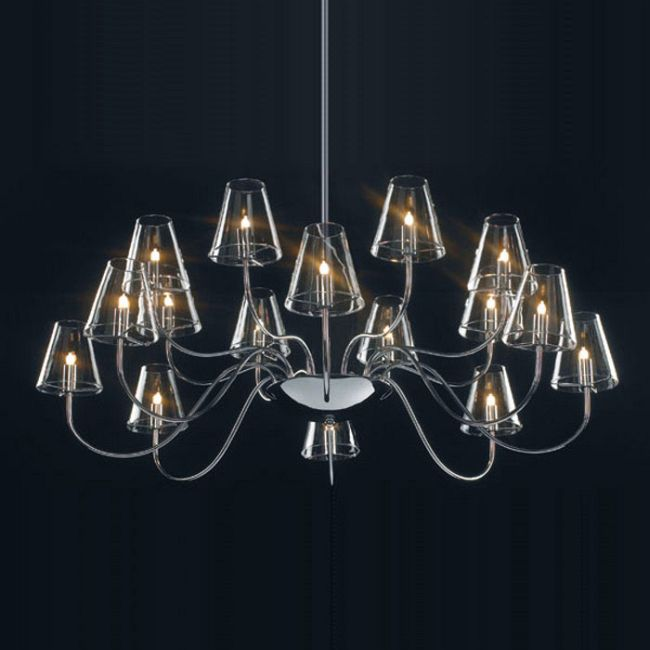 Chic Chandelier by Et2 | E20294-10