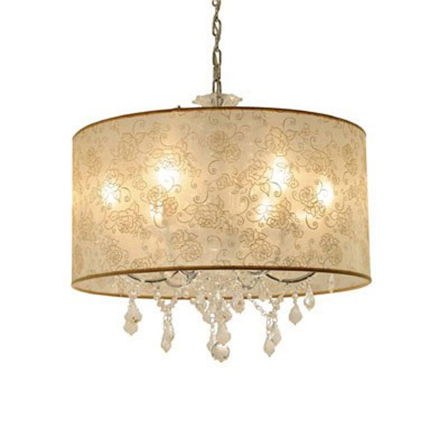 Crystal Union Chandelier  by PureEdge Lighting