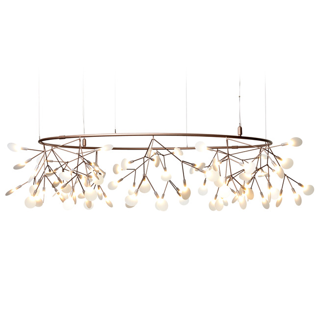 Heracleum Small Big O Chandelier  by Moooi
