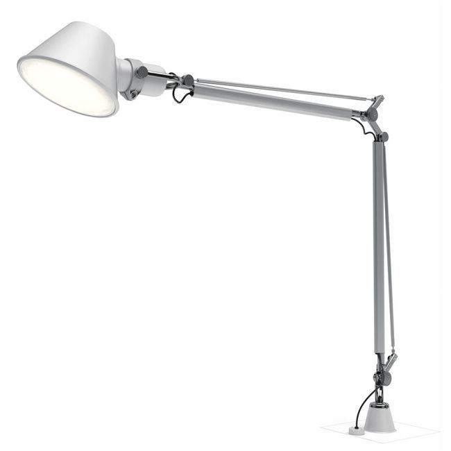Tolomeo XXL Outdoor Floor Lamp with Fixed Floor Support  by Artemide