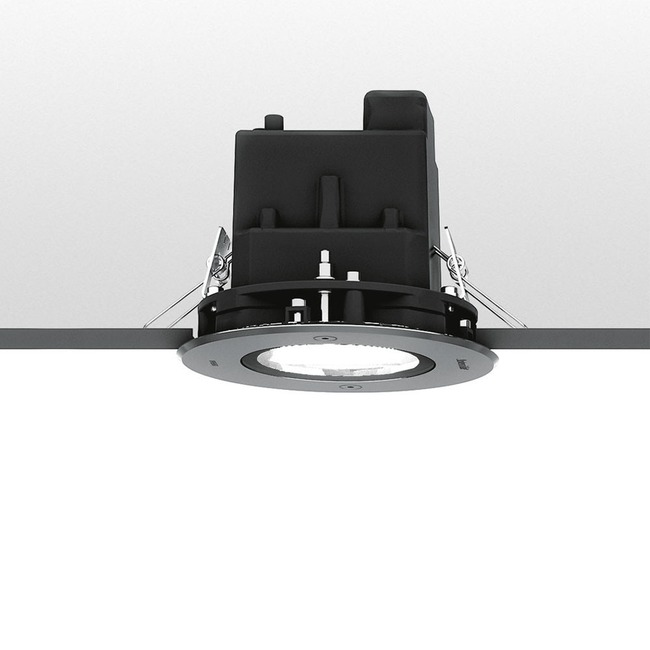 Ego 150 Flood Outdoor Round Ceiling Downlight  by Artemide