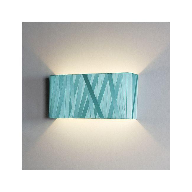 Dress Rectangular Wall Light by ZANEEN design | D5-3005TUR