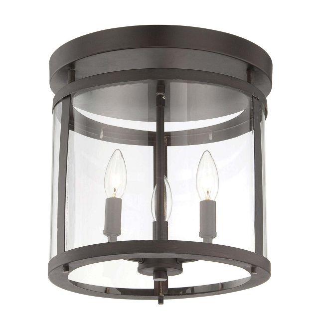 Penrose Ceiling Semi Flush Light  by Savoy House