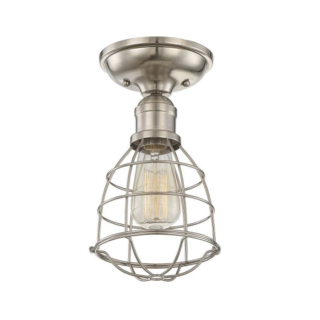 Scout Ceiling Semi Flush Light  by Savoy House