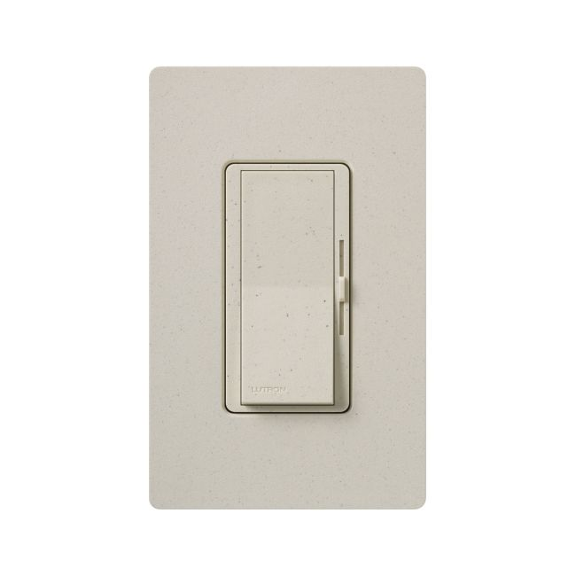 Diva Satin CFL 1000W 3-Way/Single Pole Dimmer by Lutron | DVSCF-103P-LS