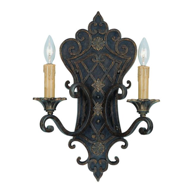 Southerby Wall Light  by Savoy House