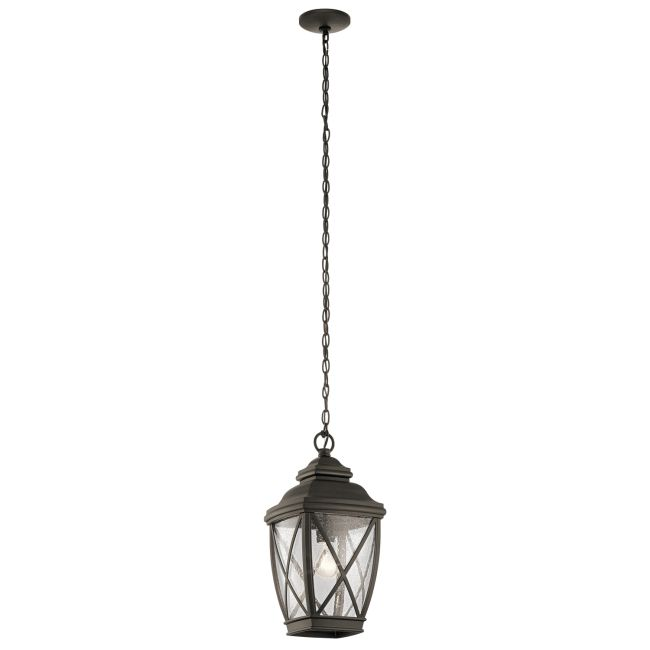 Tangier Outdoor Pendant  by Kichler