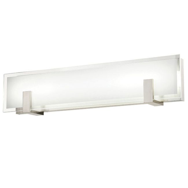 Meridien Horizontal Bathroom Vanity Light  by WAC Lighting