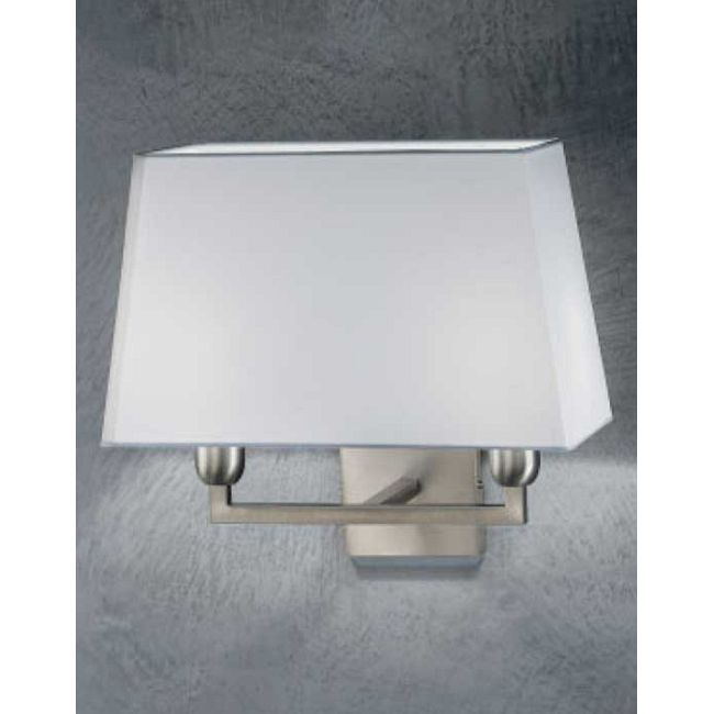 Francoforte Wall Sconce by Lightology Collection | 3052/a2/ns/pbia