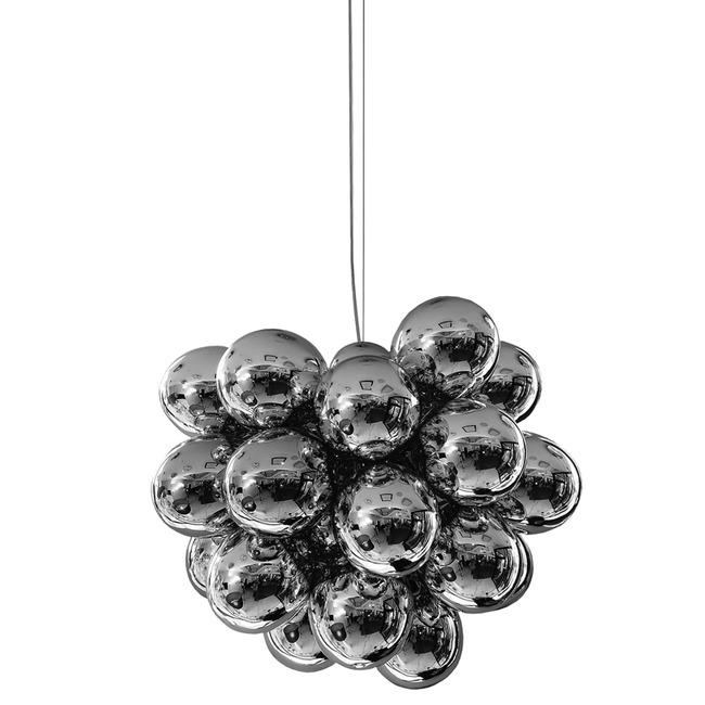 Graciano Suspension by PureEdge Lighting | GRACIANO-S-CH-CH